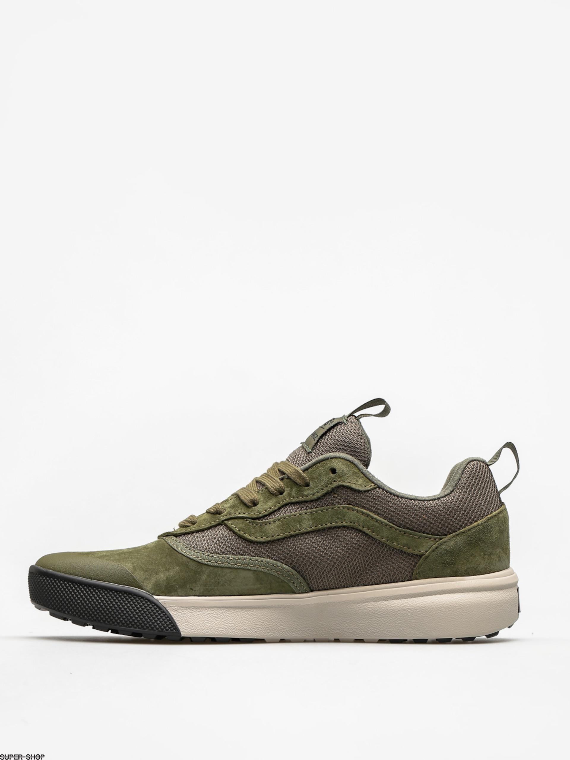 cc91594eca Vans Shoes Ultrarange Mte (winter moss black)