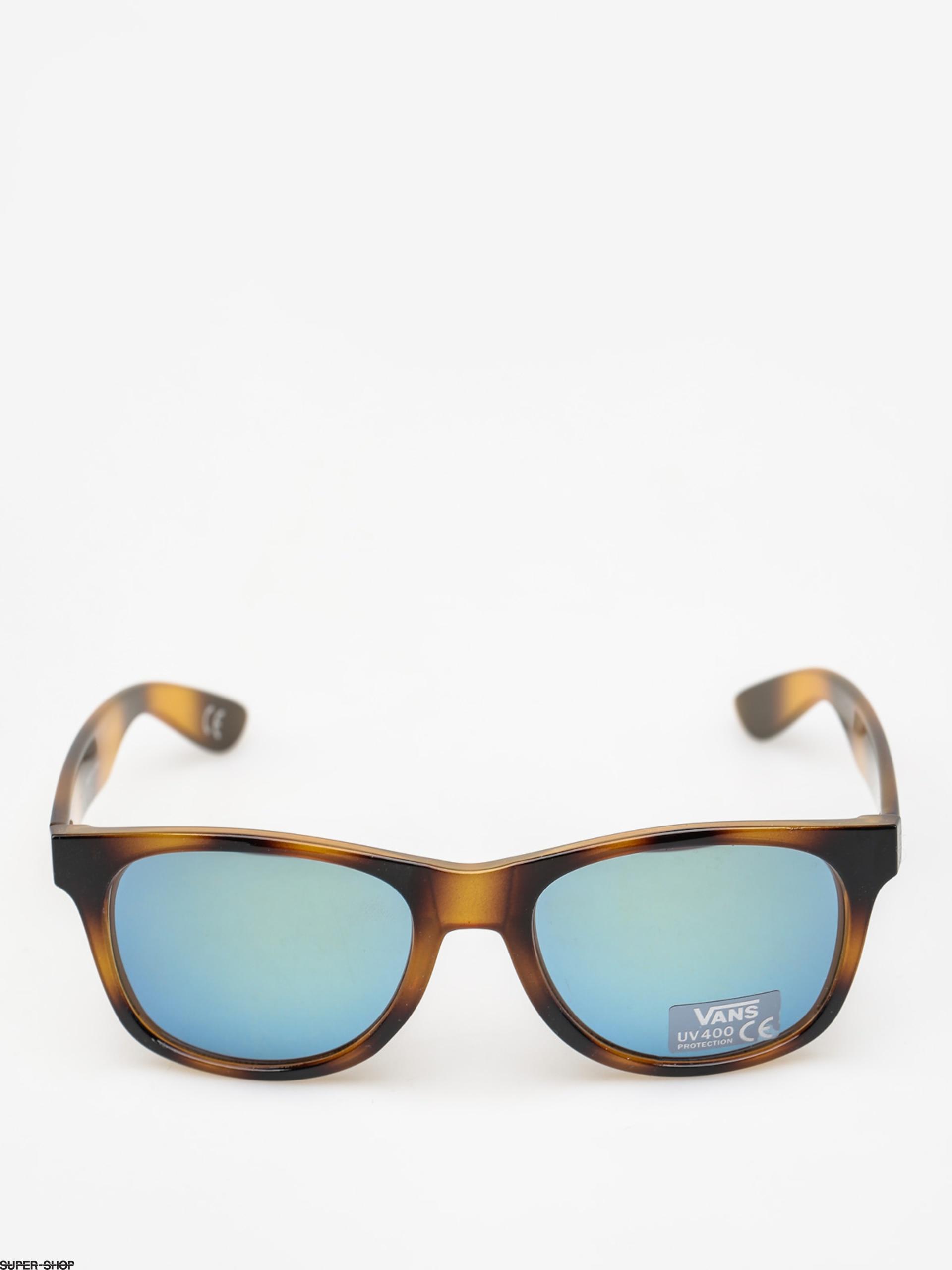 cd302ef89f Vans Sunglasses Spicoli 4 Shades (brown tortoise)