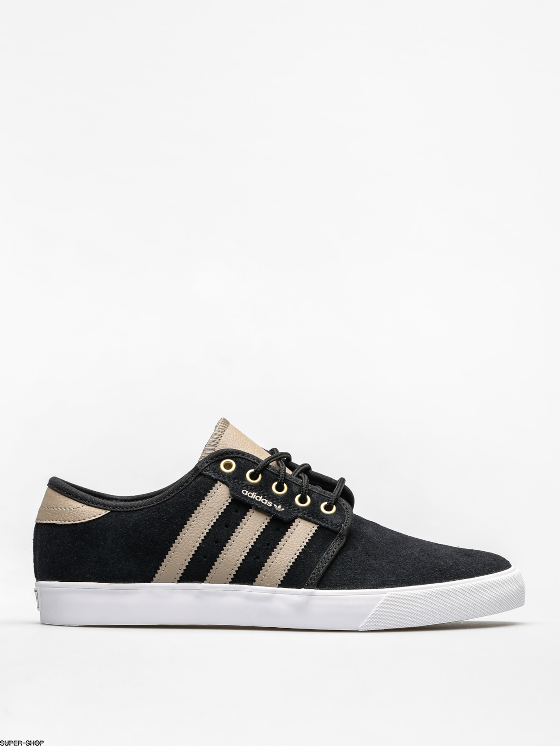 adidas Shoes Seeley (core black/trace khaki f17/ftwr white)
