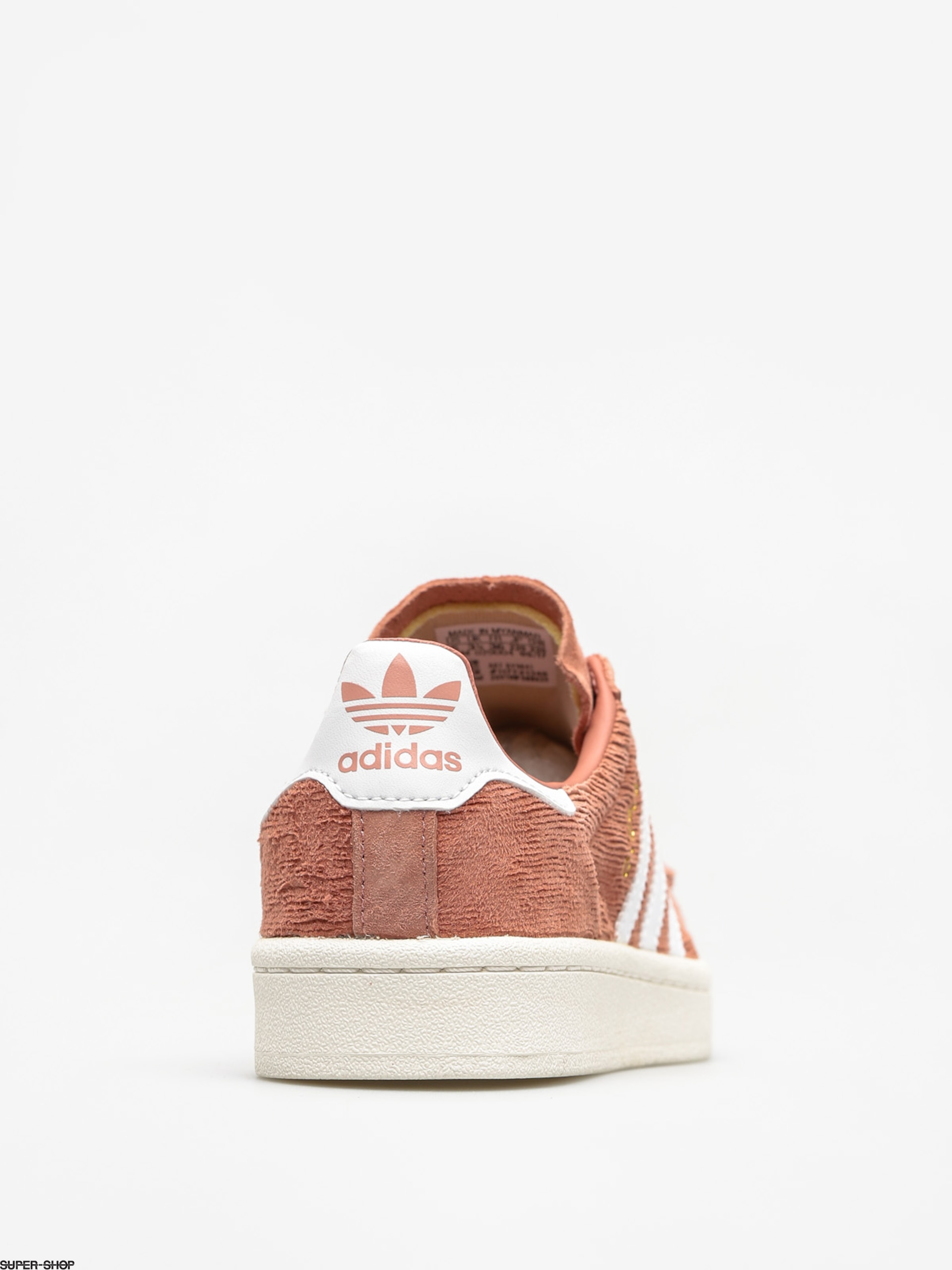 new concept 94297 4a5dc adidas Shoes Campus Wmn (raw pink f15ftwr whitechalk white)