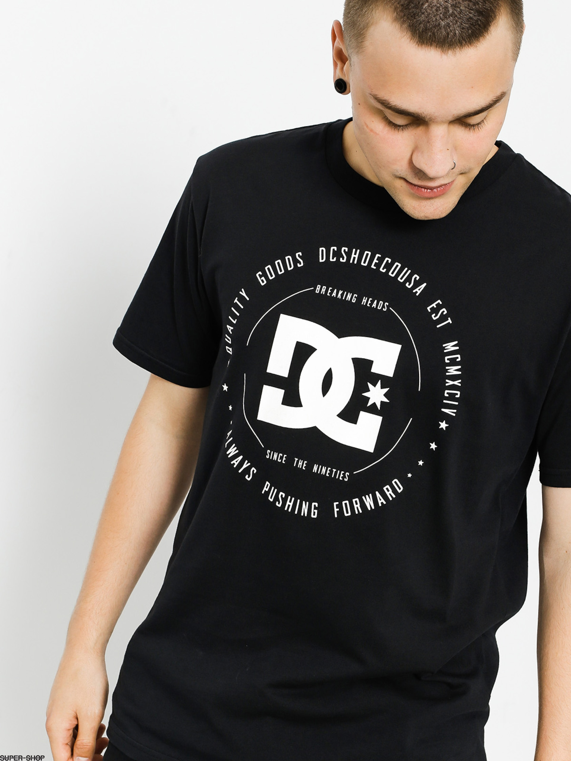 DC T-shirt Rebuilt 2 (black)