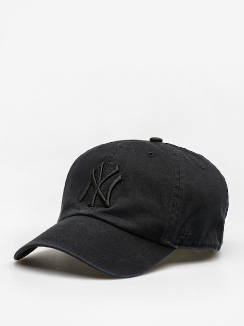 47 Brand Cap New York Yankees ZD (all black)