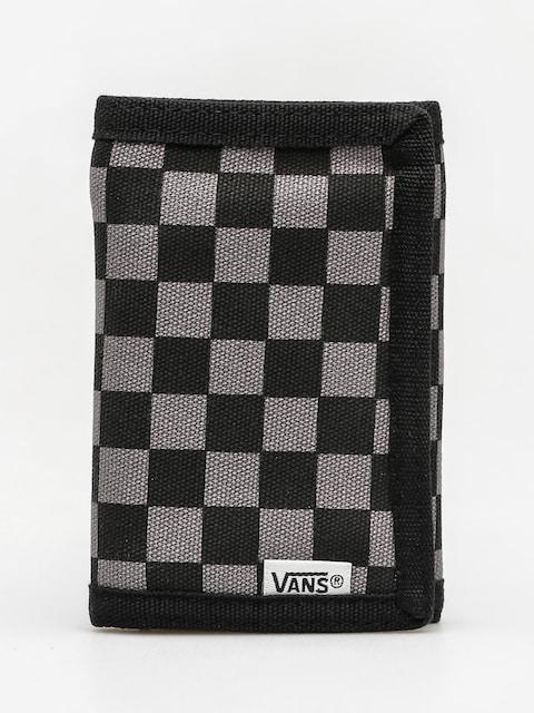 Vans Geldbörse/Portemonnaie Slipped (black/gunmetal)
