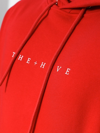 The Hive Hoody Hive HD (red)