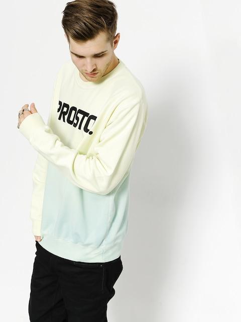 Prosto Sweatshirt Acid (blue)