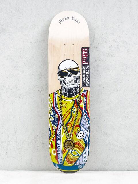 Blind Deck Reaper R7 Papa (natural/green)