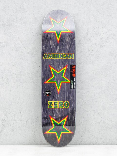 Zero Deck American R7 (rasta)