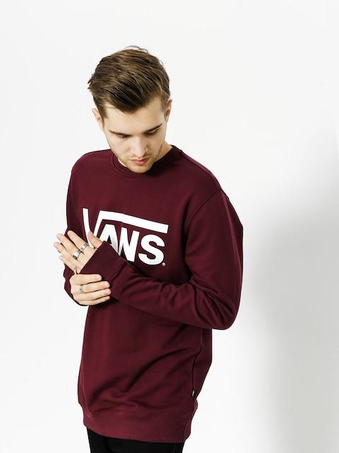 Vans Sweatshirt Classic Crew (port/royale)