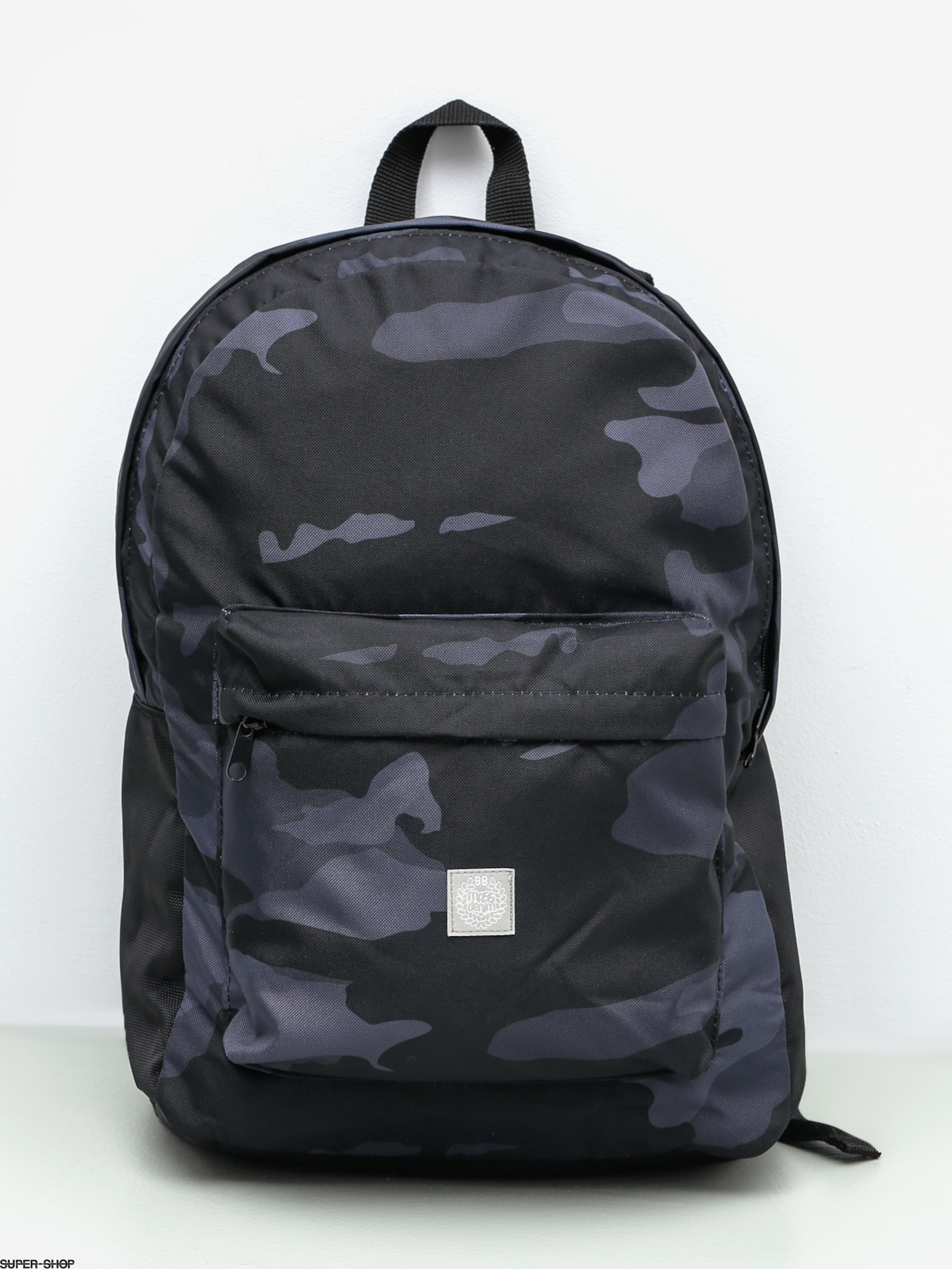 MassDnm Backpack Base (black camo)