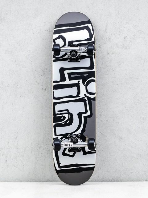 Blind Skateboard Matte Og Logo (silver)