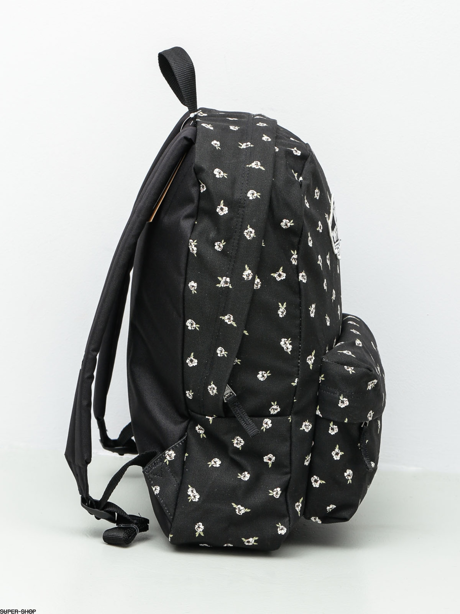 Fall Floral Vans Backpack