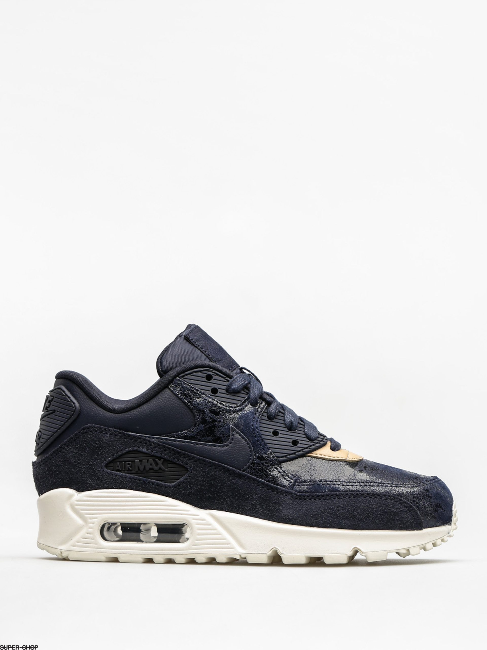 Nike Shoes Air Max 90 Sd Wmn (dark obsidian/dark obsidian sail)