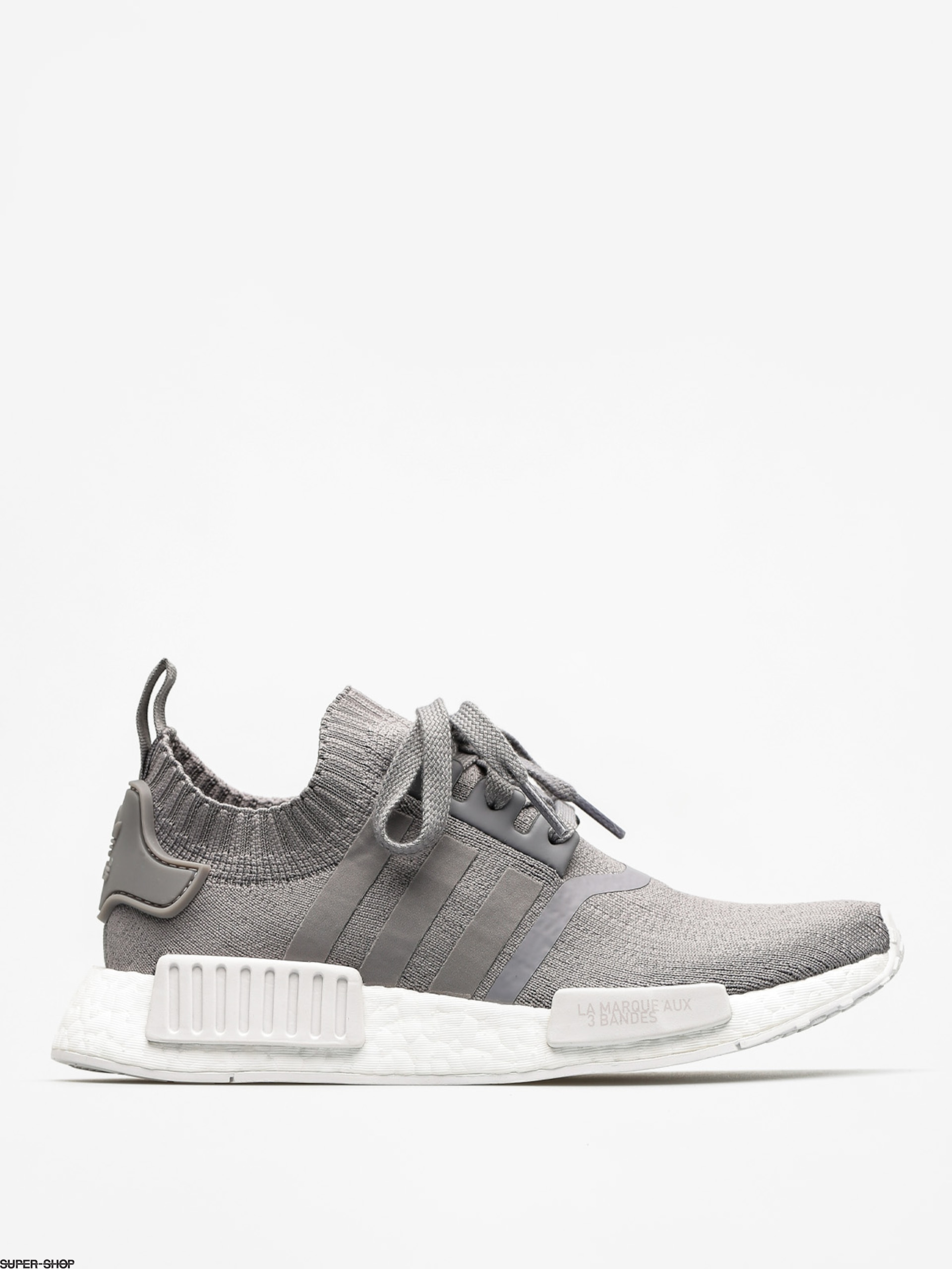 adidas Shoes Nmd R1 Pk Wmn (grey three f17/grey three f17/ftwr white)