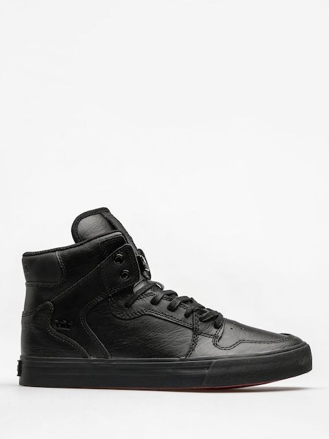 Supra Shoes Vaider (black/black red)