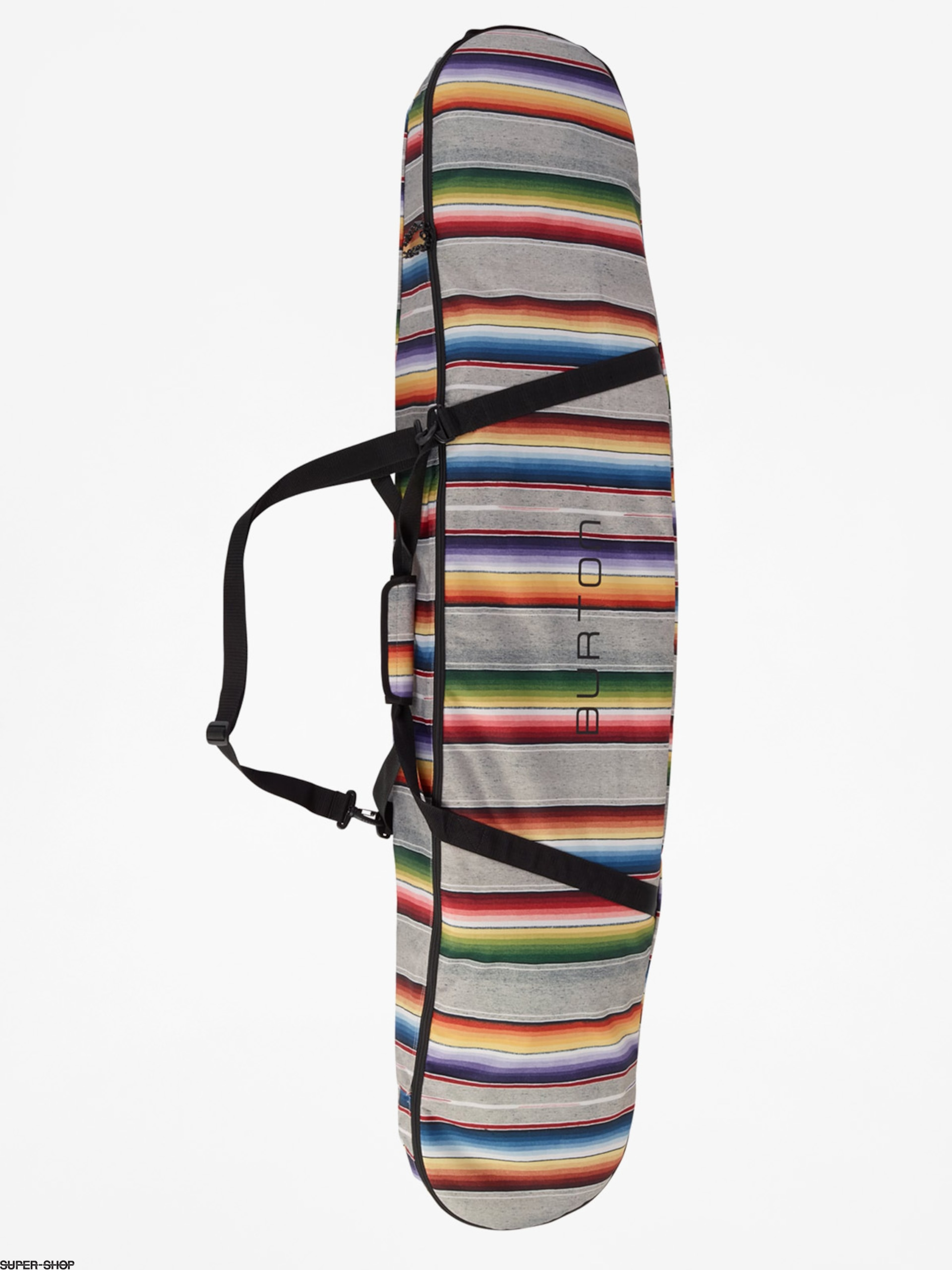 Burton Ski bag Space Sack (bright sinola stripe)