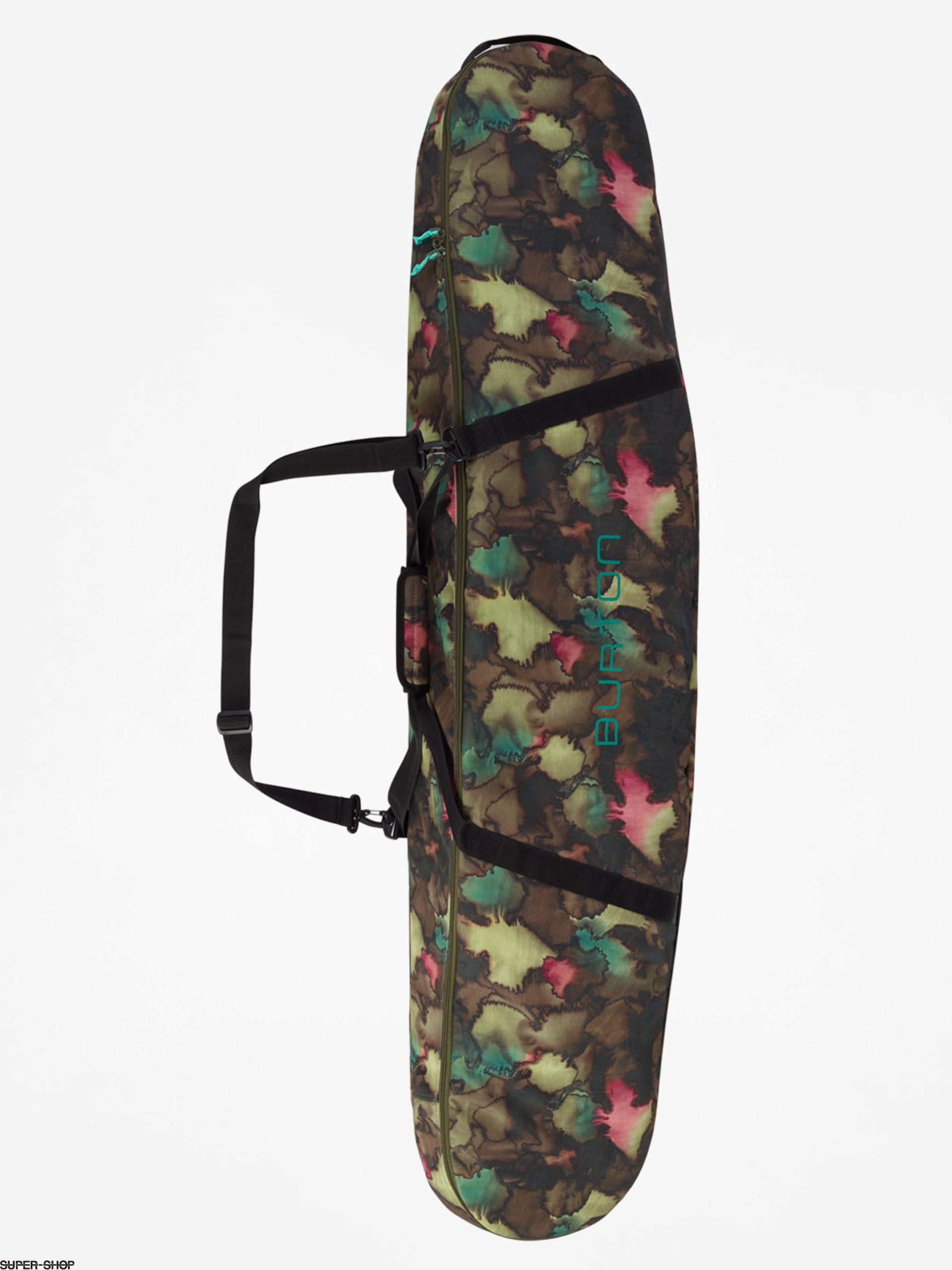 Burton Ski bag Space Sack (tea camo print)