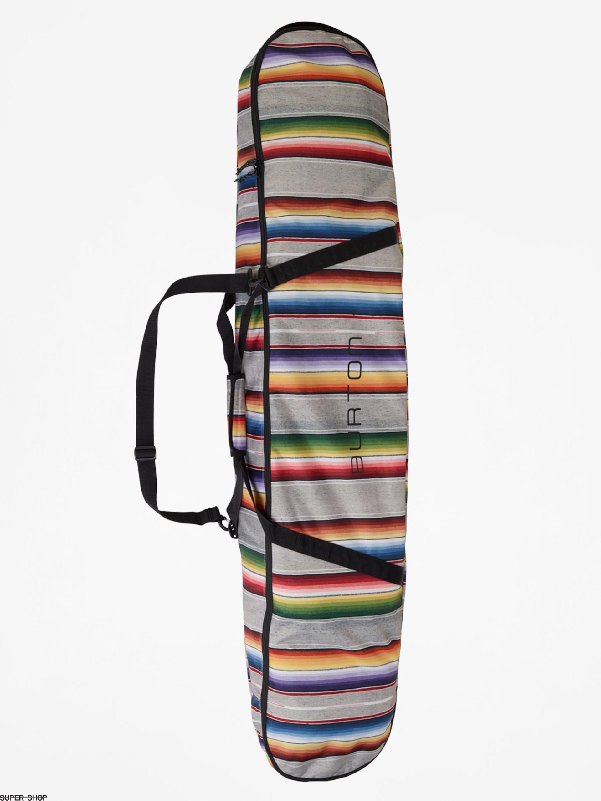 Burton Ski bag Board Sack (bright sinola stripe)
