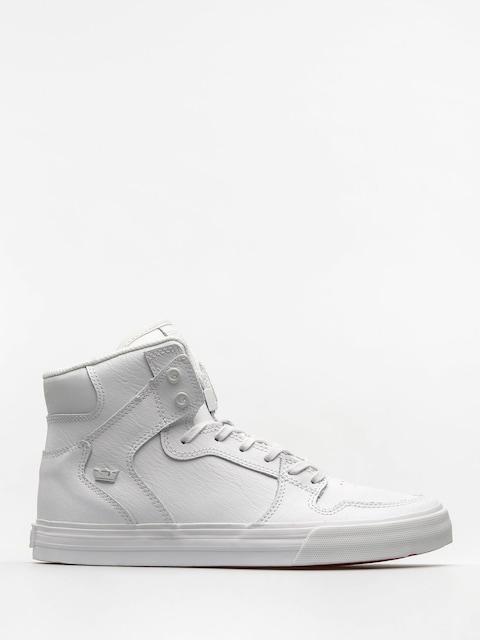 Supra Schuhe Vaider (white/white red)