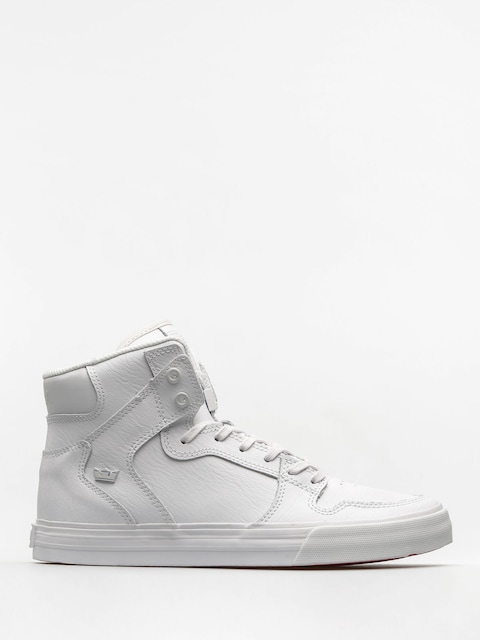 Supra Shoes Vaider (white/white red)