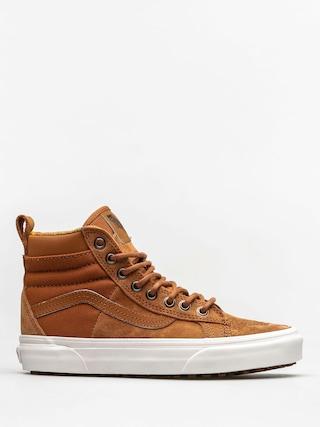 Vans Shoes Sk8 Hi 46 Mte Dx (glazed ginger/flannel)