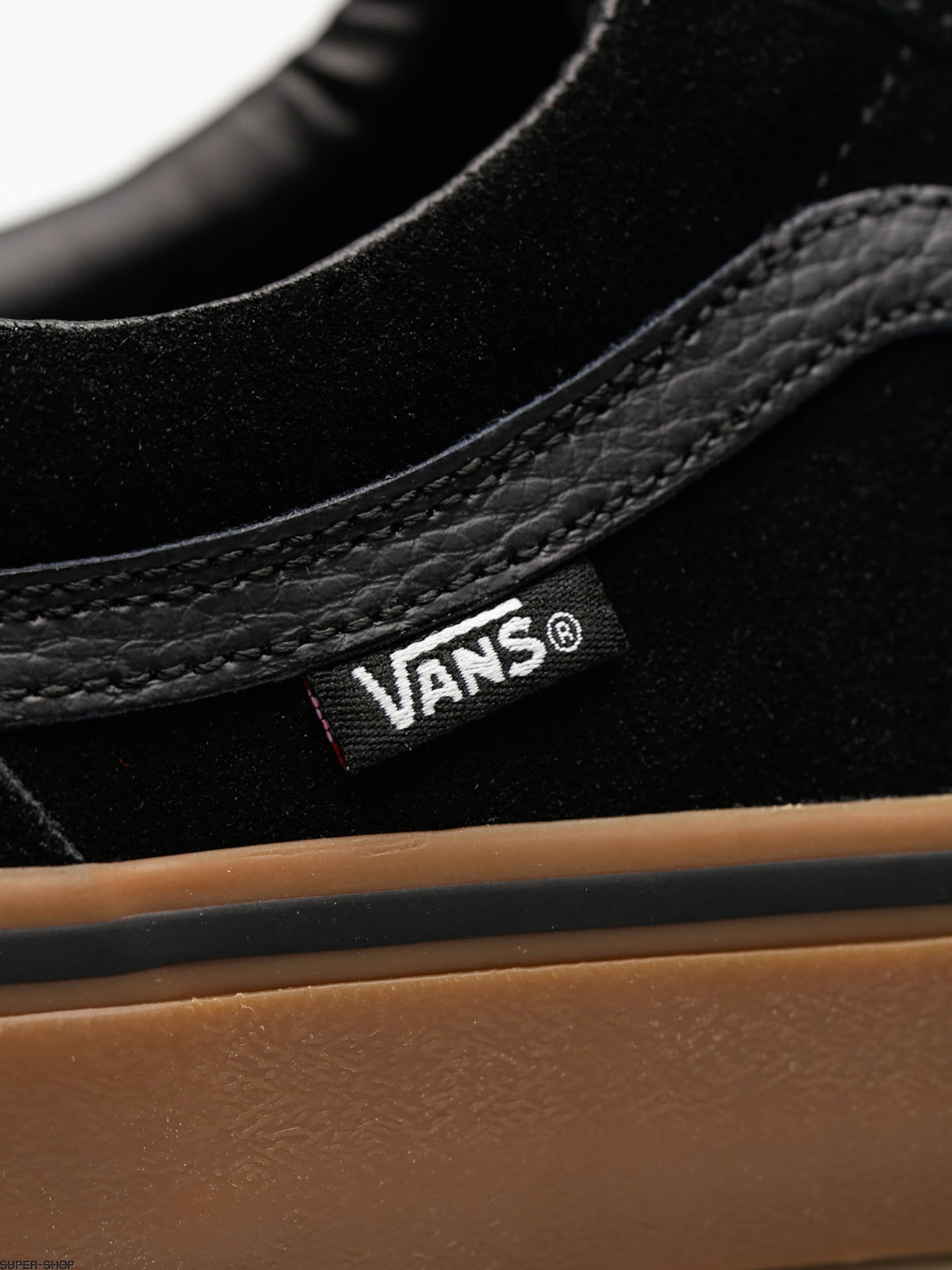 Vans Shoes Old Skool Pro (black/gum/gum)