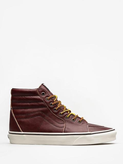 Vans Shoes Sk8 Hi (rum raisin/marshmallow)