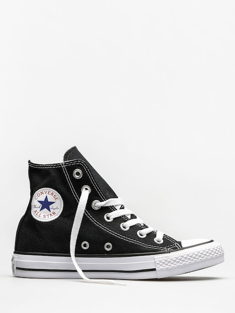 Converse Chucks Chuck Taylor All Star Hi (black)