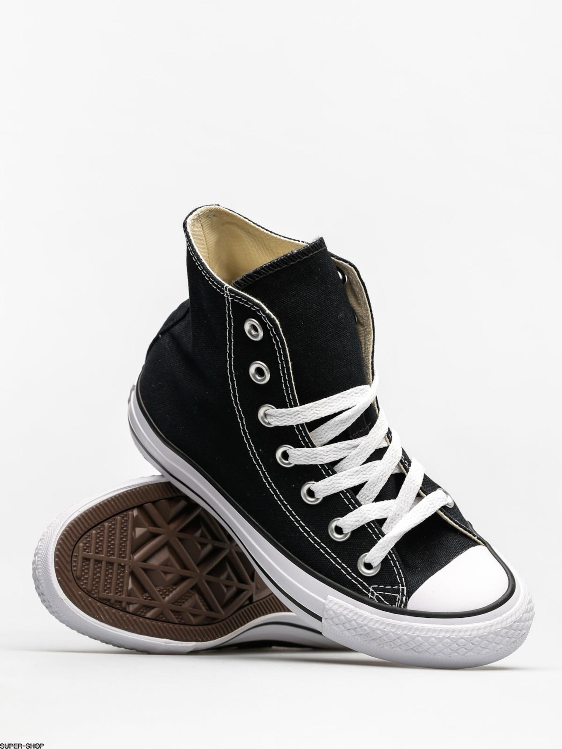 Converse Chucks Chuck Taylor All Star Hi (black)