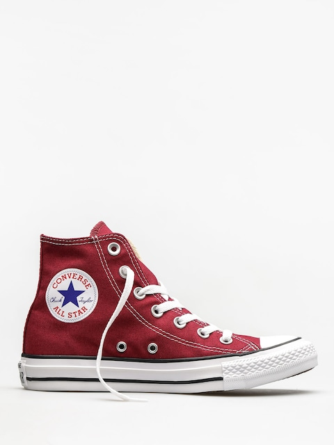 Converse Chucks Chuck Taylor All Star Hi (maroon)