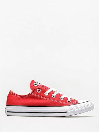Converse Chucks Chuck Taylor All Star OX (red)