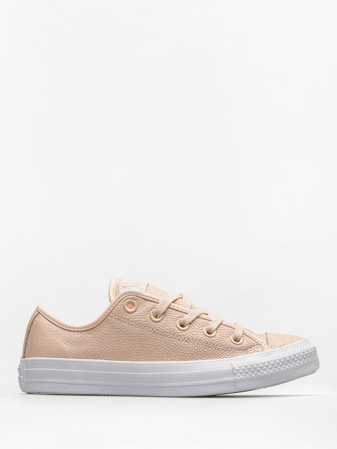 Converse Chucks Chuck Taylor All Star Ox (orange quartz/orange quartz/white)