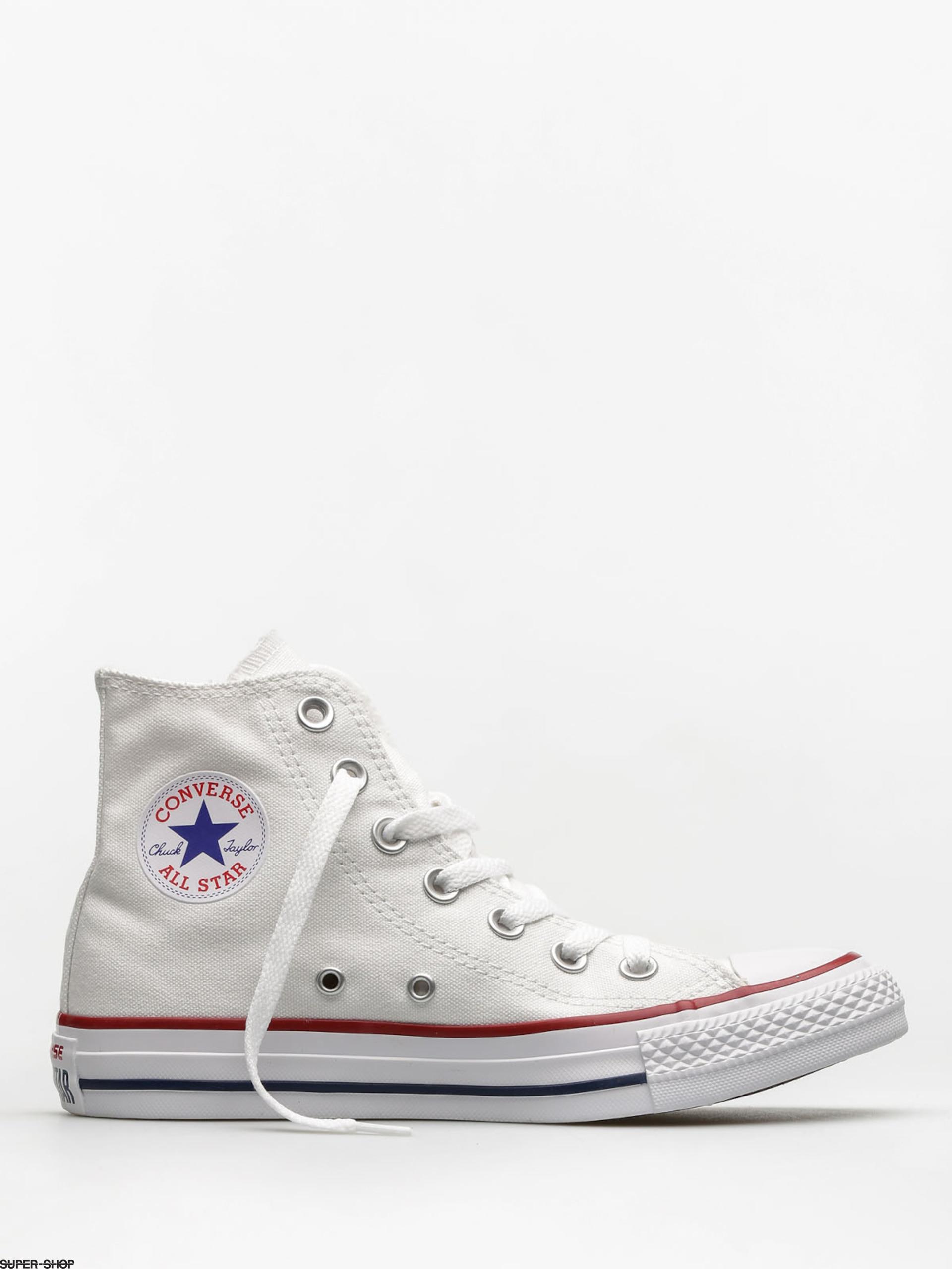 Converse Chucks Chuck Taylor All Star Hi (optic white)