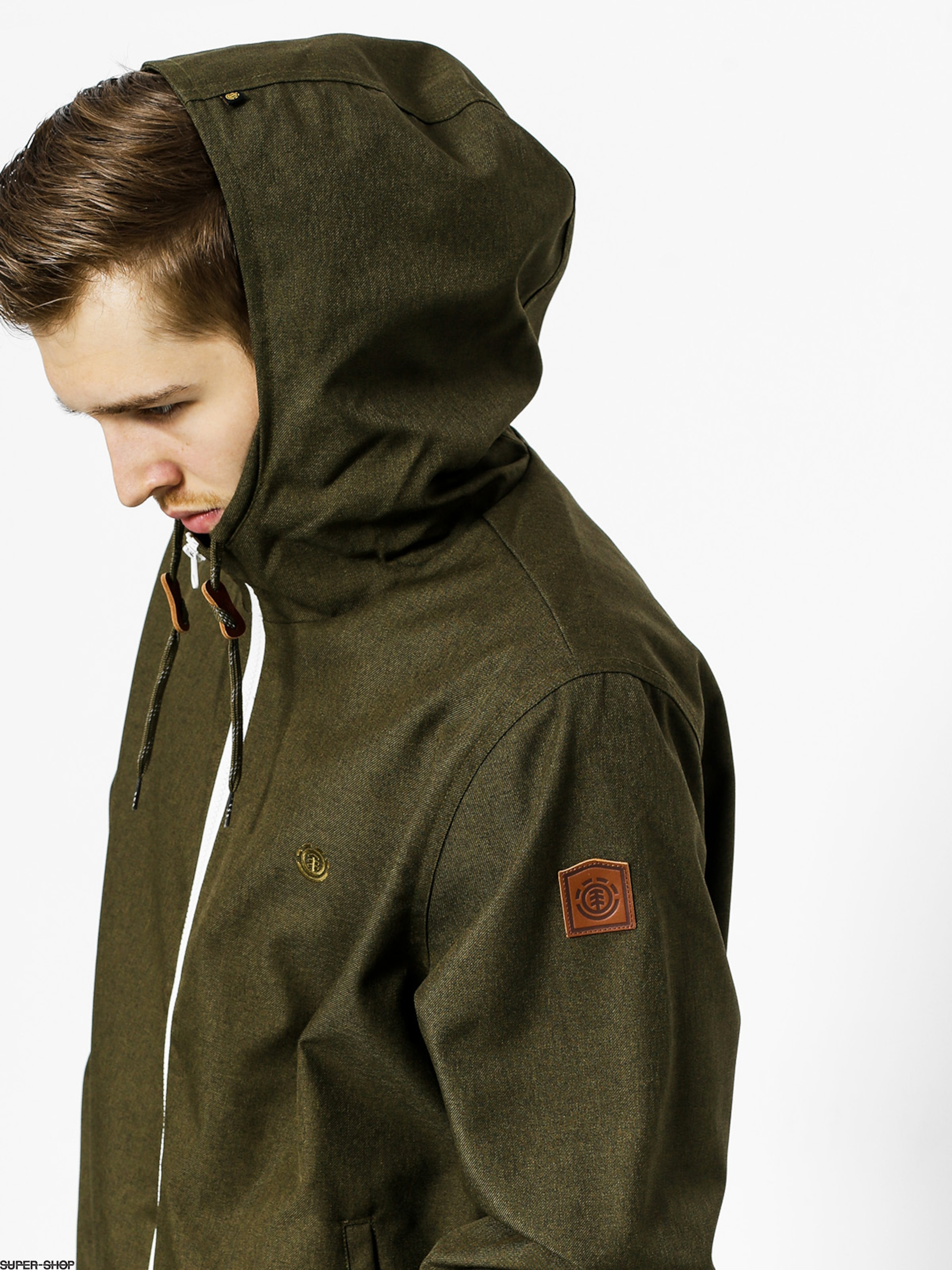 Element Jacke Alder (moss green htr)