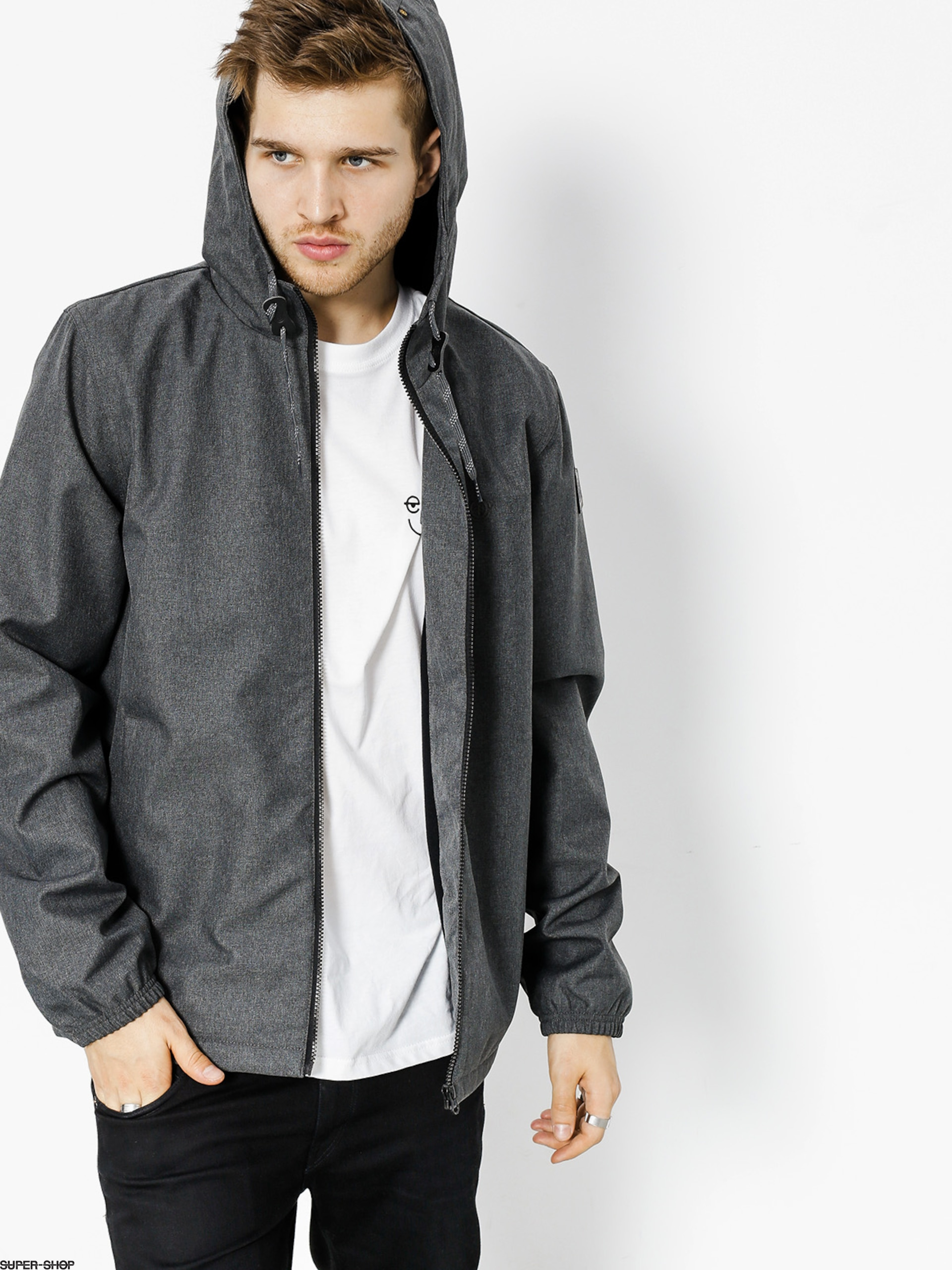 Element Jacke Alder (flint black htr)