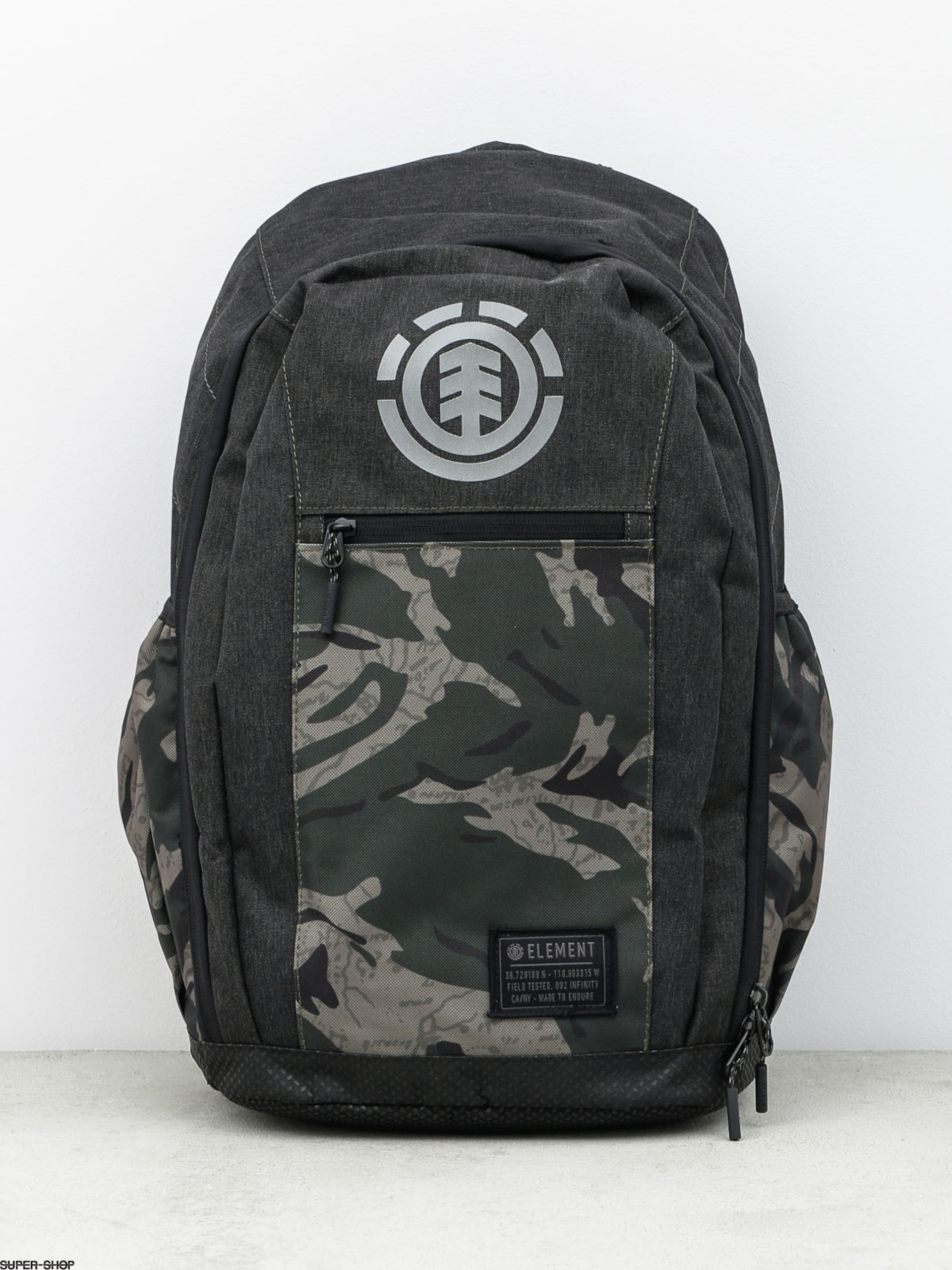 Element Rucksack Sparker (map camo)