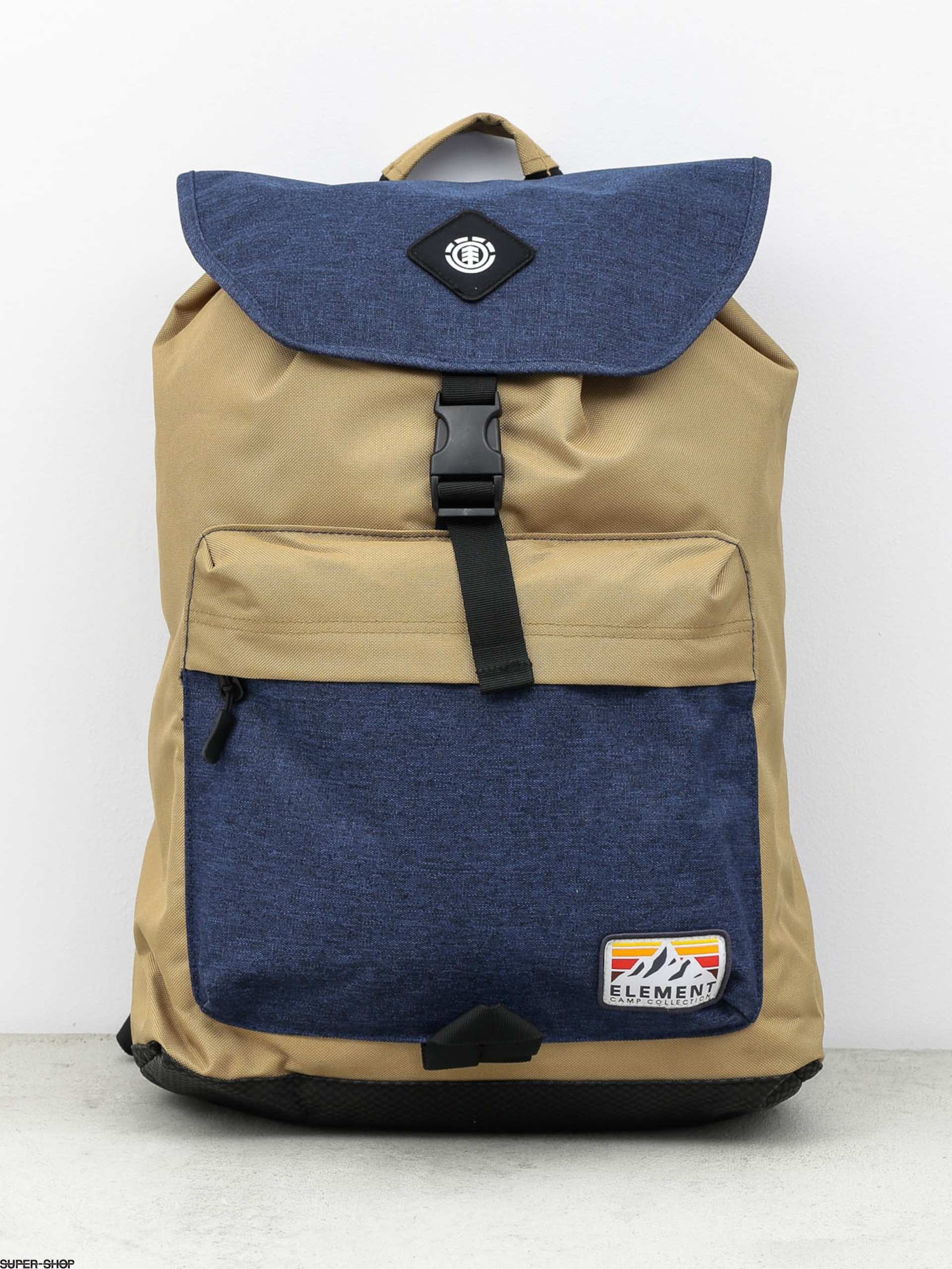Element Backpack Wessel (canyon khaki)