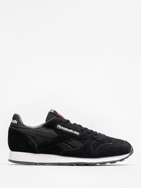 Reebok Shoes Cl Leather Nm (black/white)