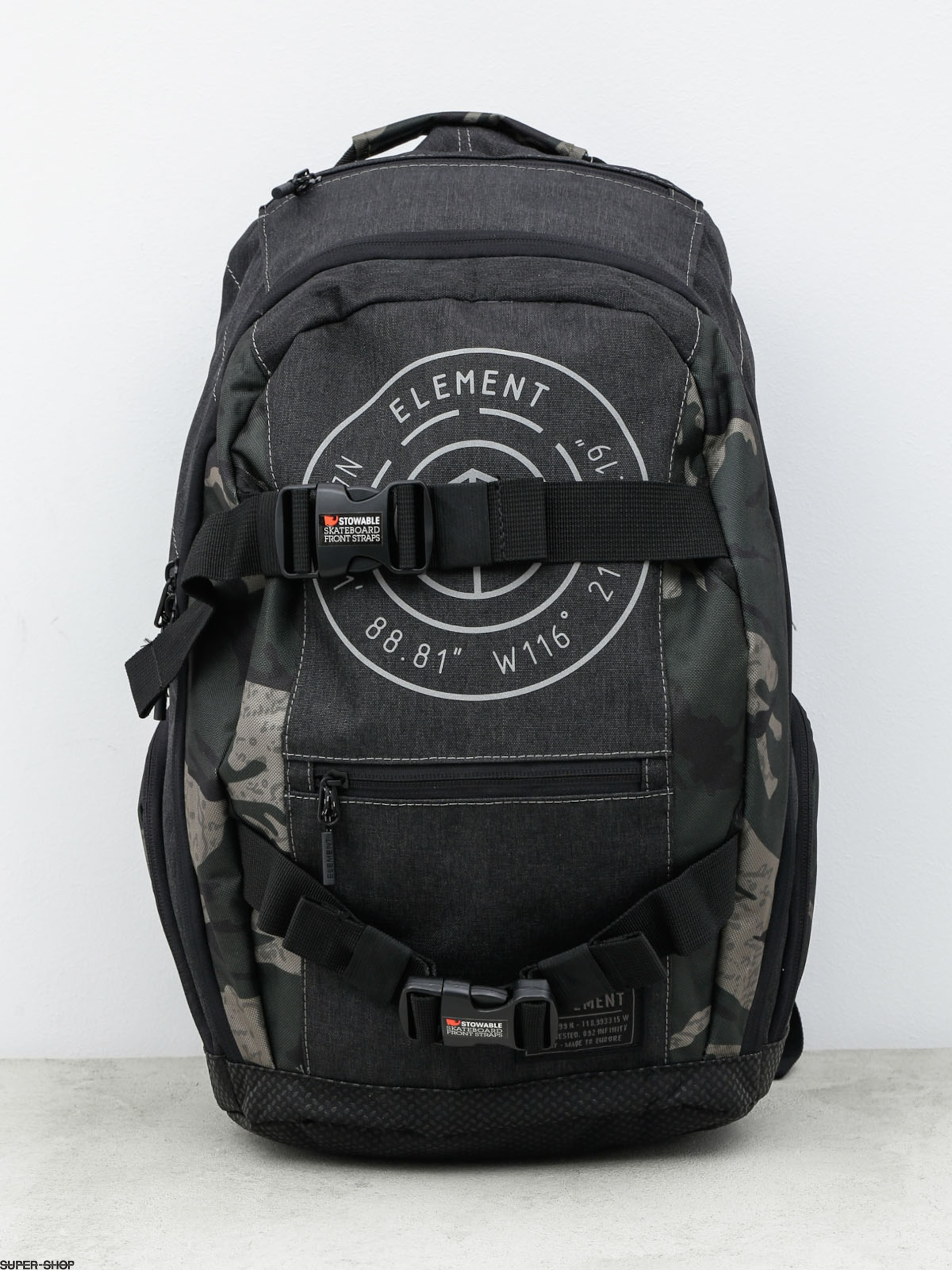Element Rucksack Mohave (map camo)