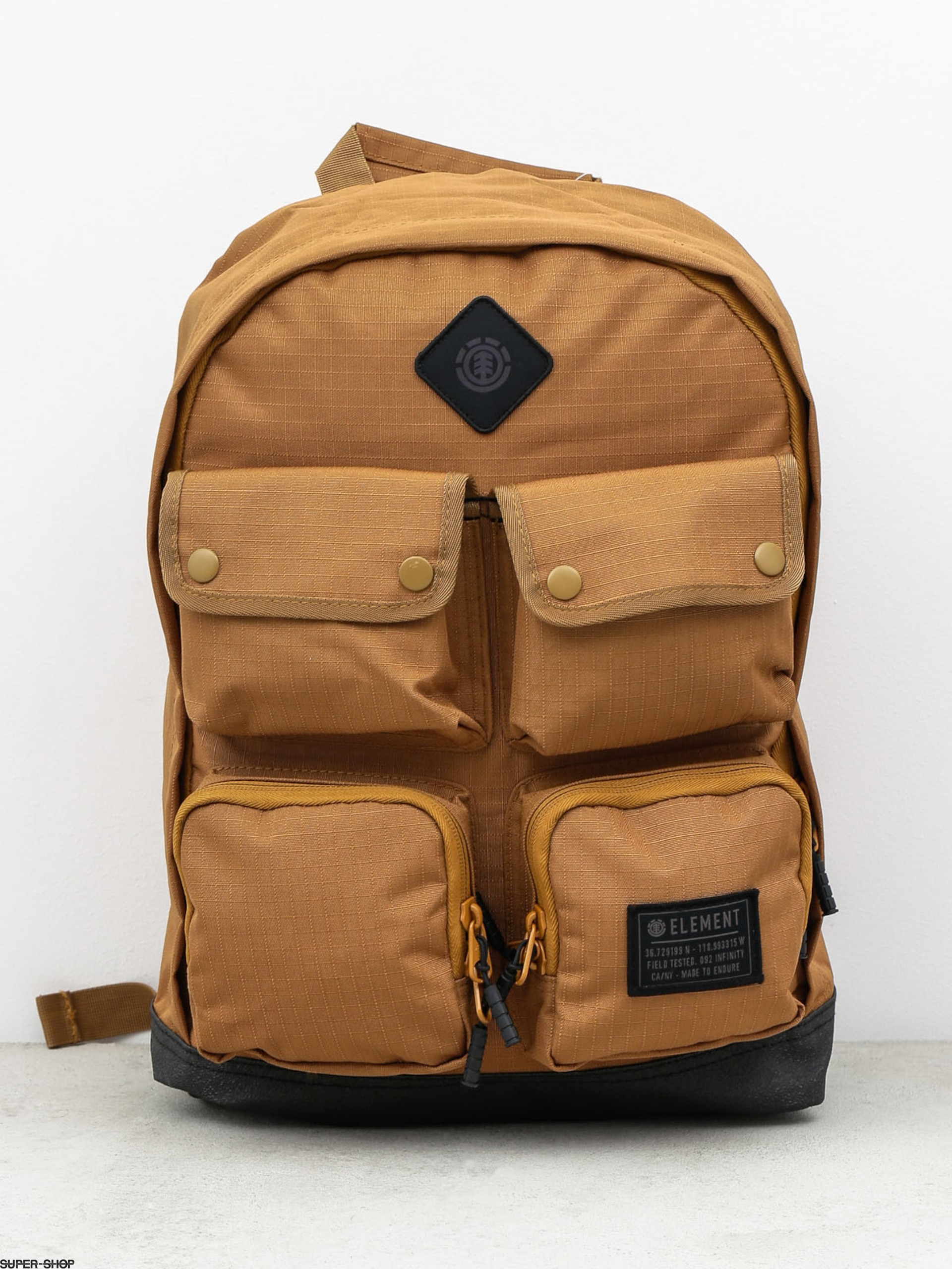 Element Rucksack Beyond (bronco brown)