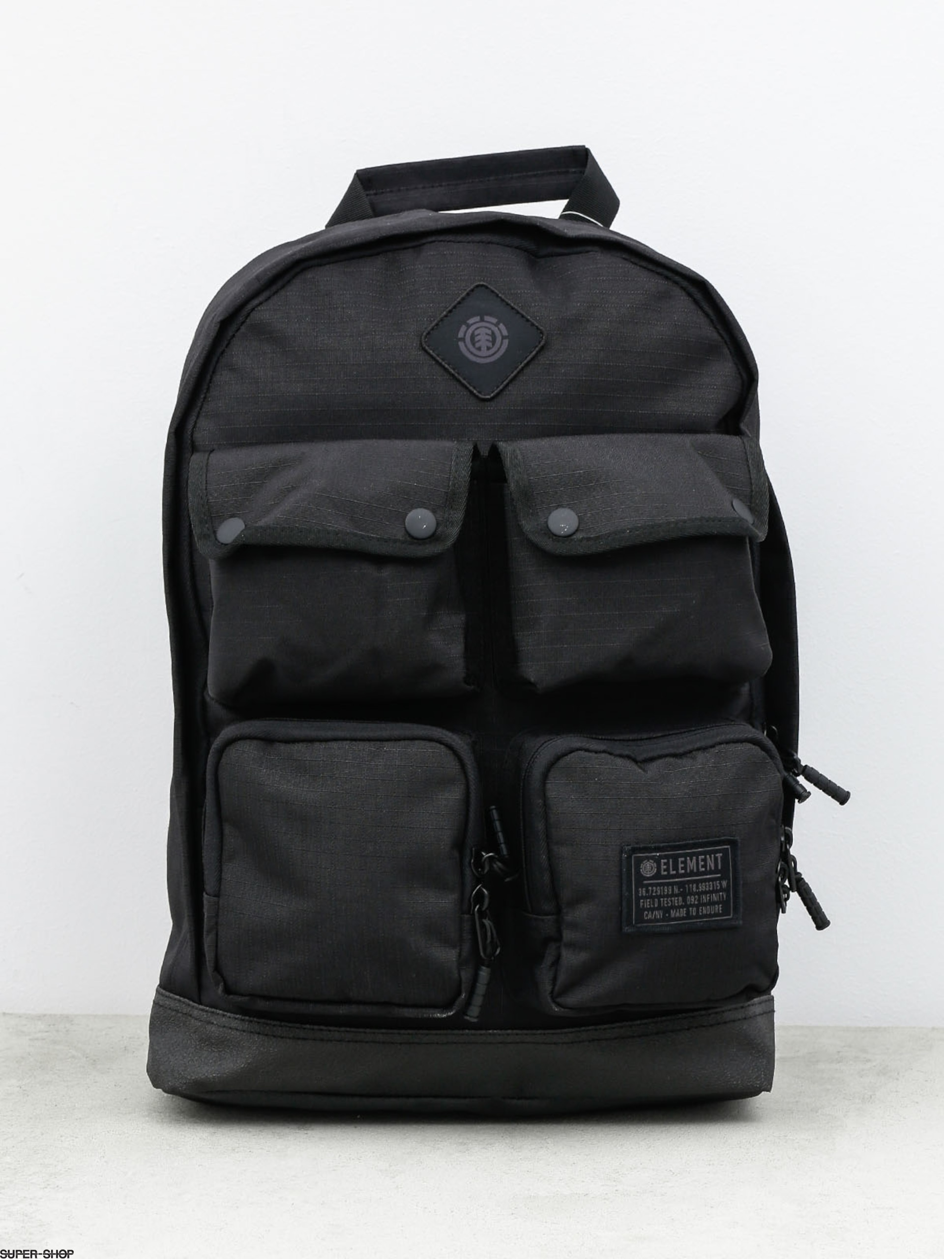 Element Backpack Beyond (all black)