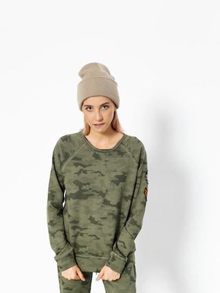Element Sweatshirt Juno Wmn (moss)