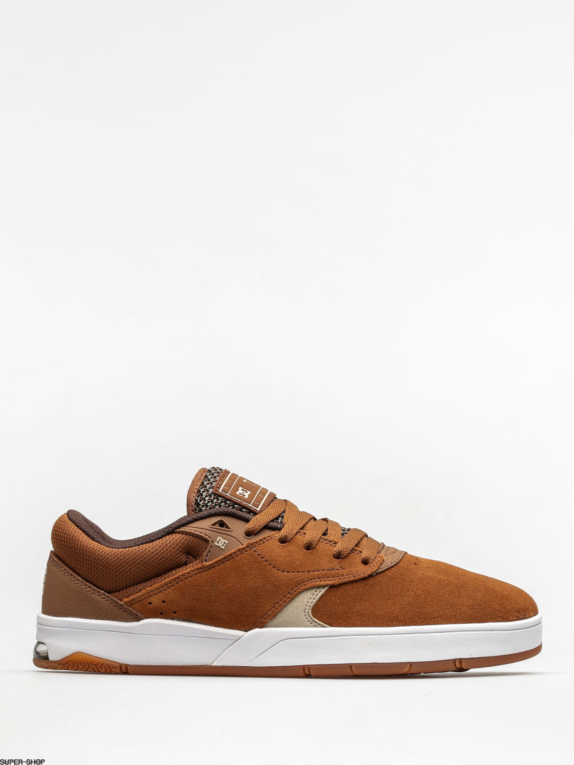 DC Shoes Tiago S (brown/tan)