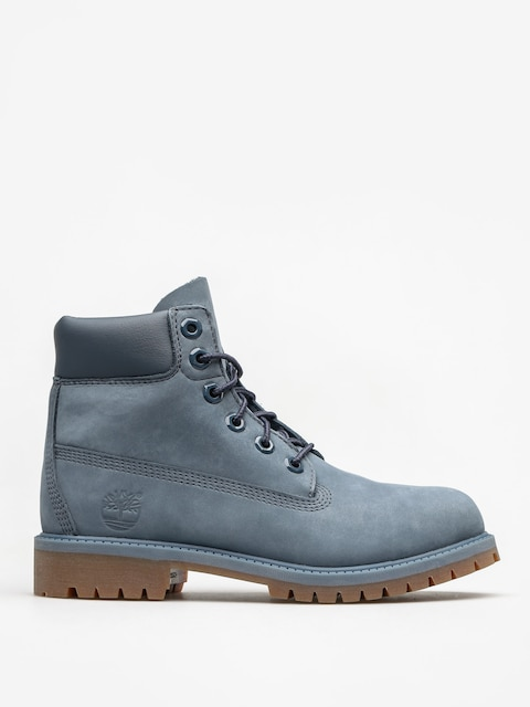 Timberland Kids shoes 6 In Premium Wp (medium blue nubuck)