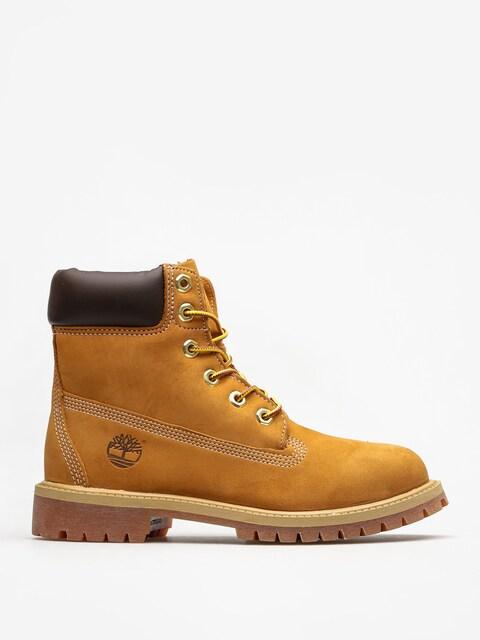 Timberland Kids shoes 6 In Premium (wheat nubuc yellow)