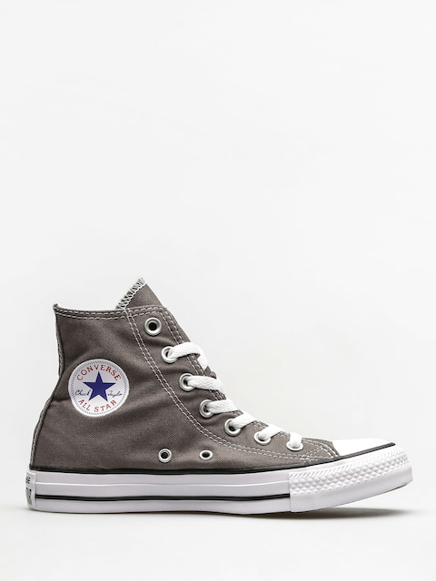Converse Chucks Chuck Taylor All Star Seasonal Hi (charcoal)