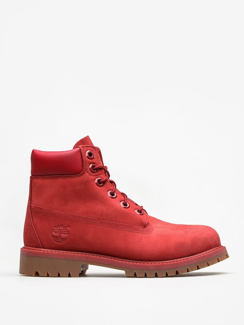 Timberland winter shoes 6 In Premium WP (red)