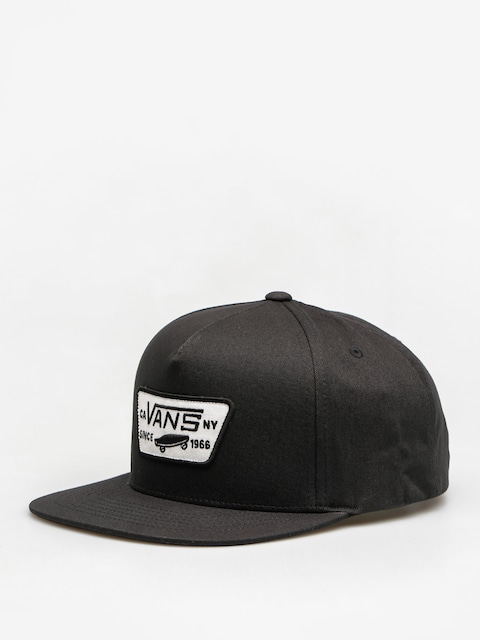Vans Cap Full Patch Snapback ZD (true blackl)