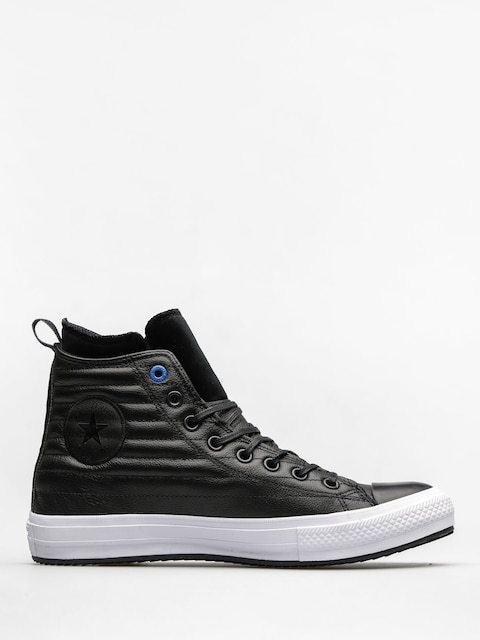 Converse Chucks Chuck Taylor WP Boot Hi (black/blue jay/white)