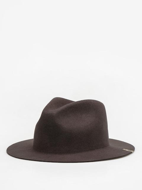 Brixton Hat Mojave Fedora (washed black)