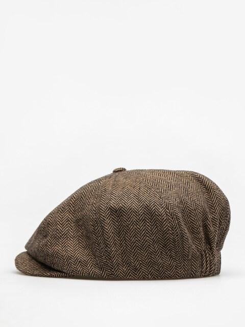 Brixton Flat cap Lil Brood ZD (brown/khaki)